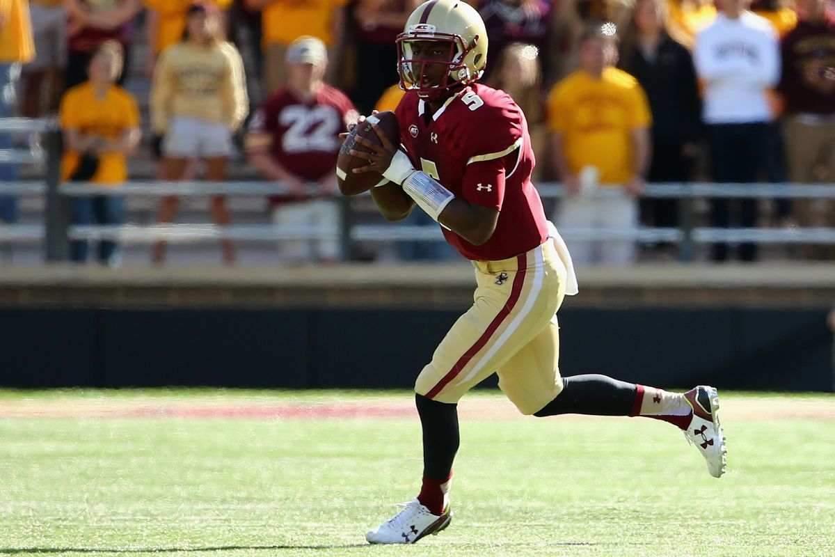 Boston College Football Depth Chart For Wake Forest