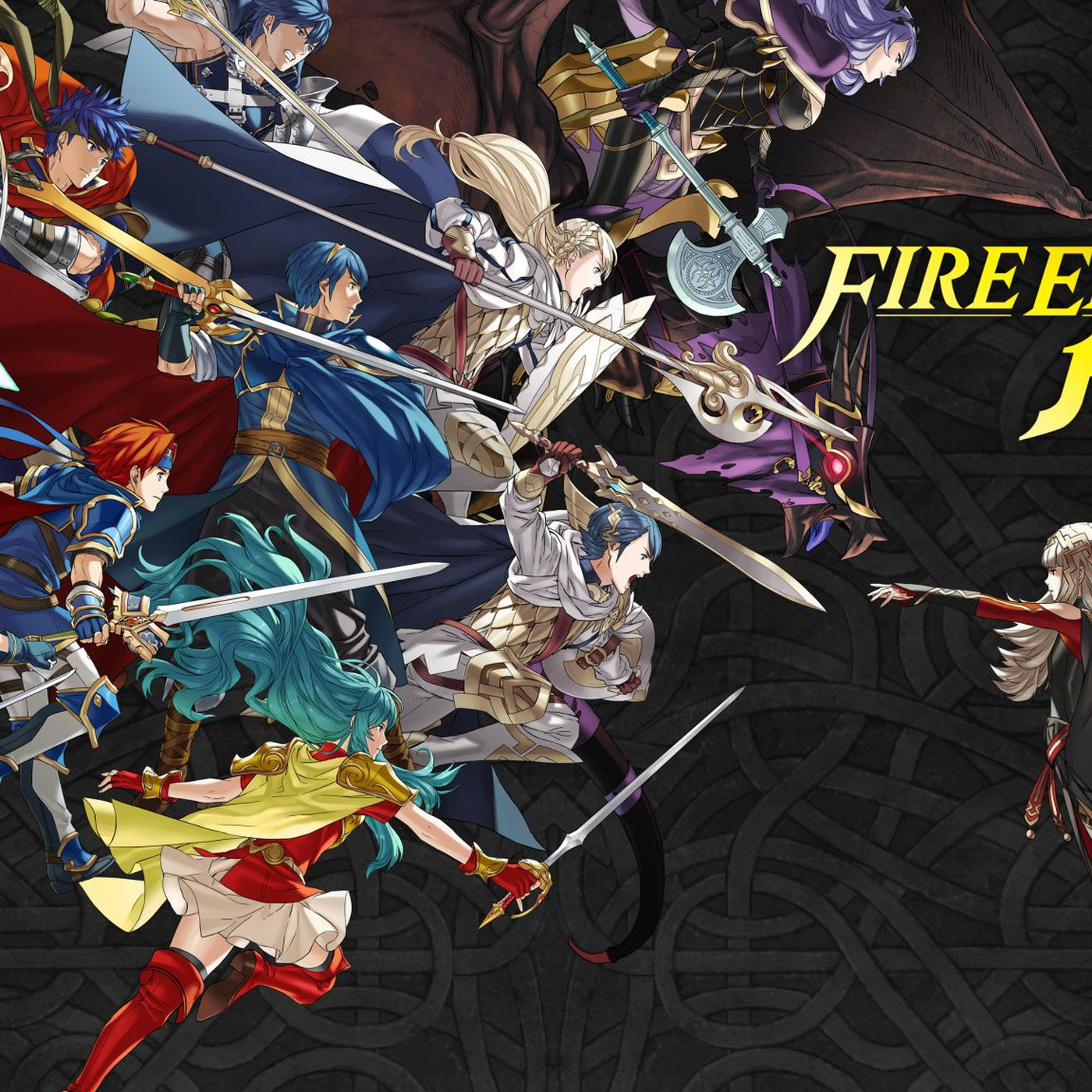 Nintendo S Fire Emblem Heroes Is Coming To Ios And Android On