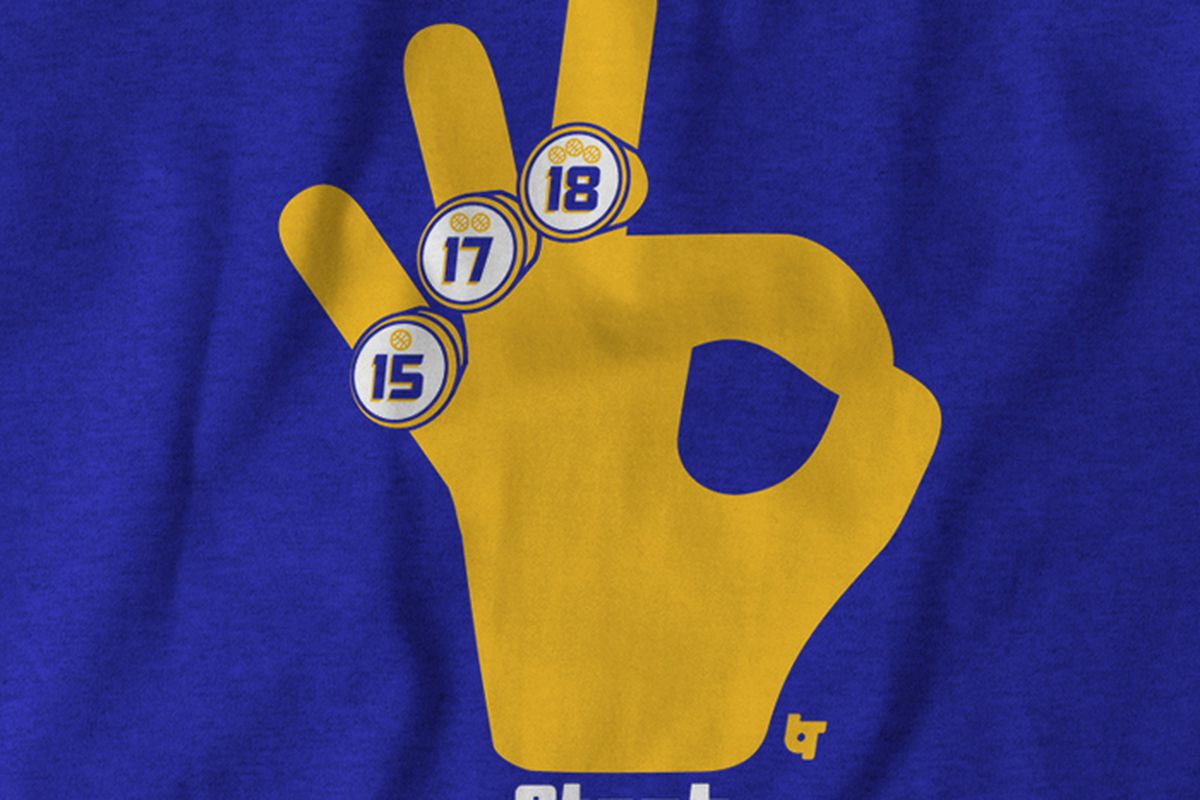 """super popular 8fb55 915e8 Check out this hot, """"Steph Curry Three Rings"""" t-shirt from ..."""