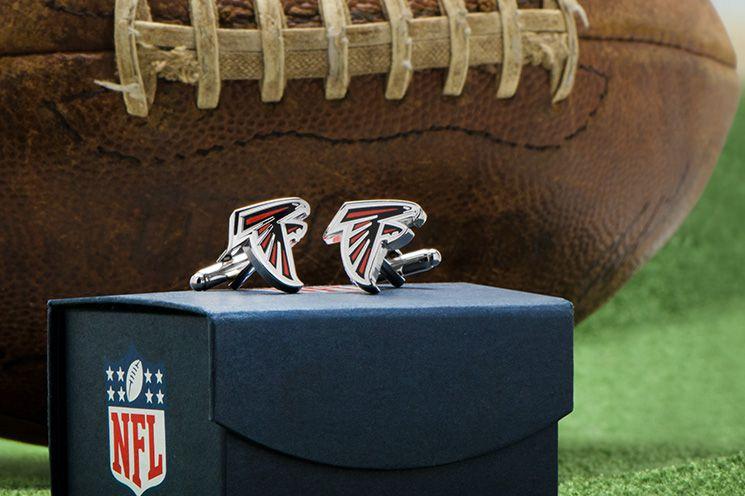 Atlanta Falcons cufflinks