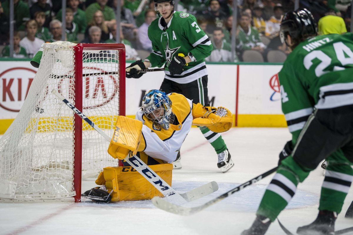 Nashville Predators vs. Dallas Stars Game 5 Preview: Screw Your Courage to the Sticking Place