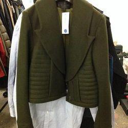 Cushnie et Ochs jacket, $358 (originally $1,790)
