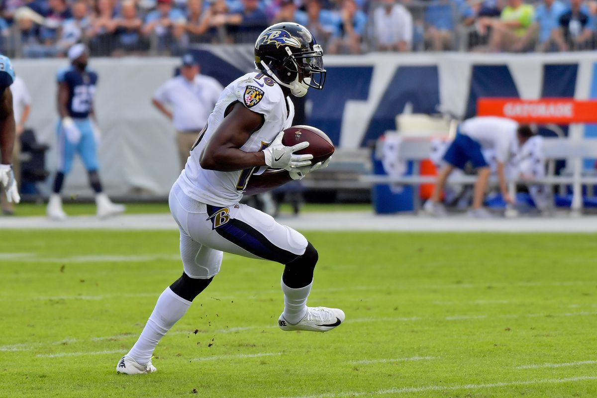 premium selection 0bc56 6f980 NFL free agency 2018: Ravens release WR Jeremy Maclin after ...
