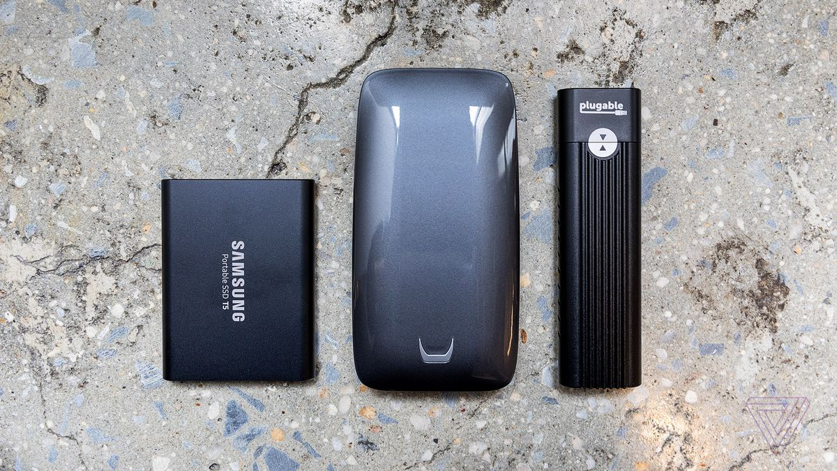 How to choose the right portable SSD - The Verge