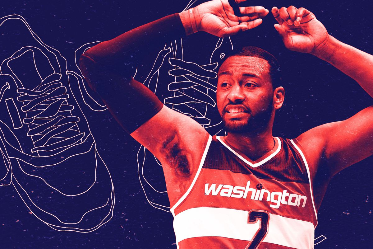 76878a6cd422 Why Doesn t John Wall Have a Sneaker Deal  - The Ringer