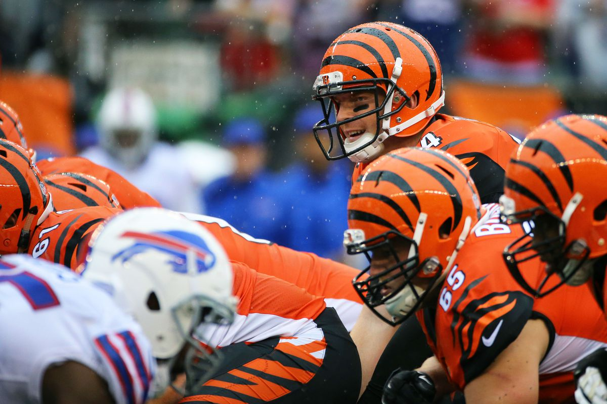 ec8033a03 How an unexpected story developed between the Bills, Bengals and Andy Dalton