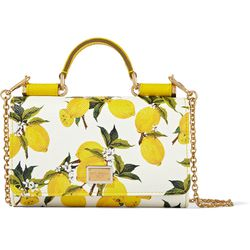 Dolce & Gabbana has designed a chain-strung bag <i>just</i> big enough for an iPhone 6.