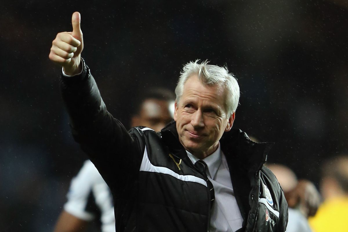 Alan approves of your loan move, Mehdi