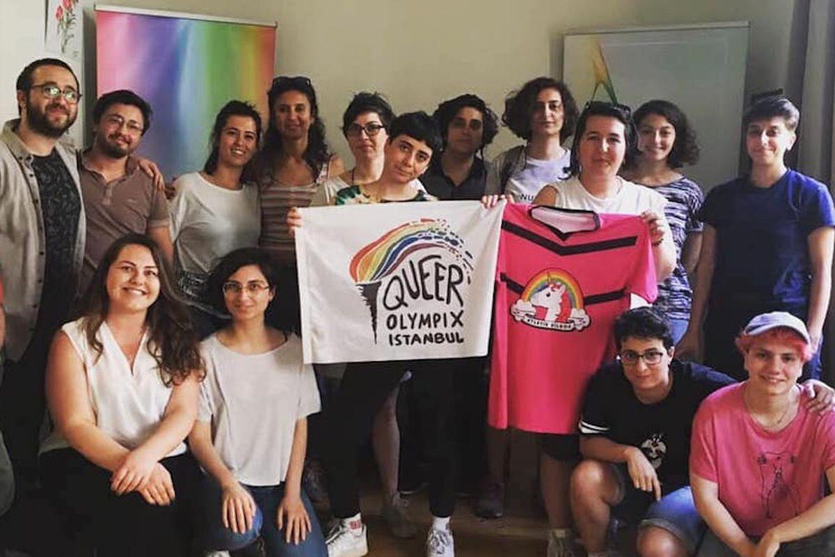 LGBTQ, gay, Istanbul, Turkey, Queer Olympix, banned, police, homophobia, anti-LGBTQ, anti-gay, homophobia