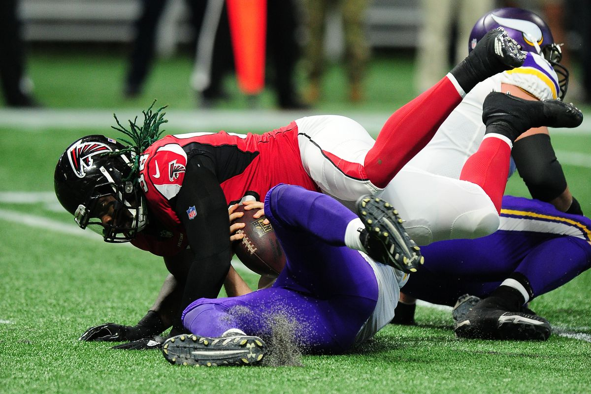 Falcons - Vikings: Channel, announcers, schedule, odds and