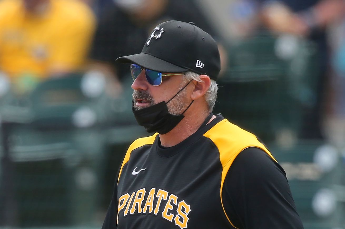 MLB: MAR 23 Spring Training - Twins at Pirates