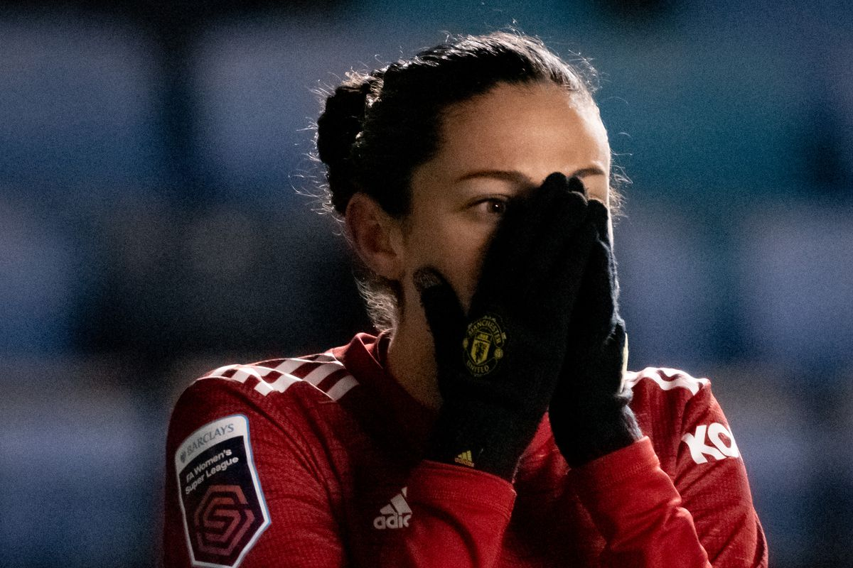 Manchester City Women v Manchester United Women - Barclays FA Women's Super League