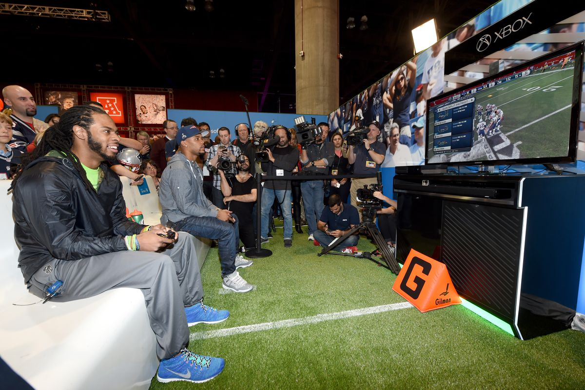 Microsoft's Game Before The Game On Xbox One Super Bowl Edition