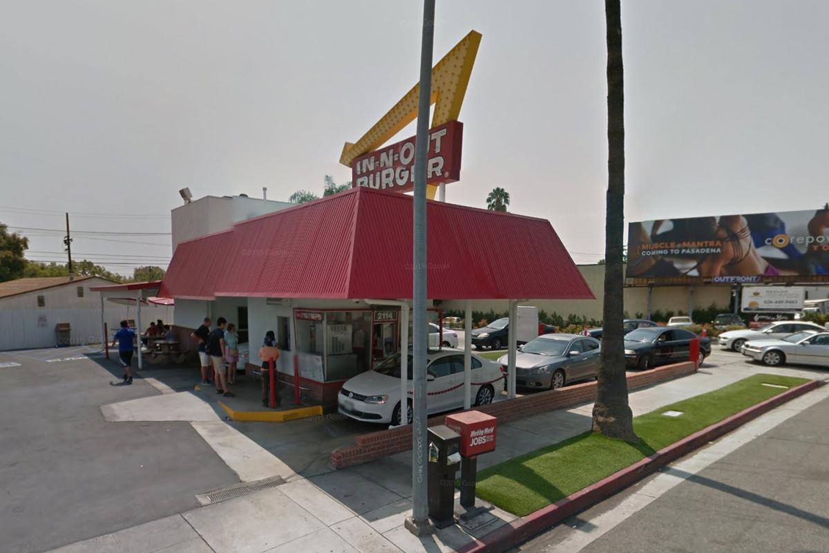 In-N-Out, Pasadena