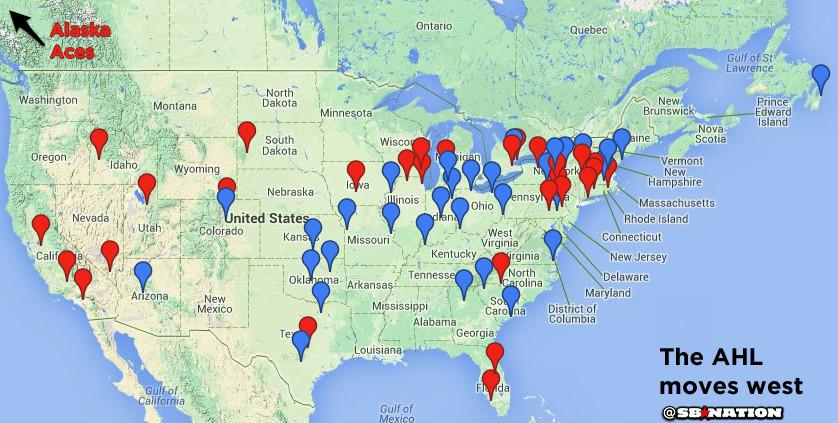 minor league hockey map 3
