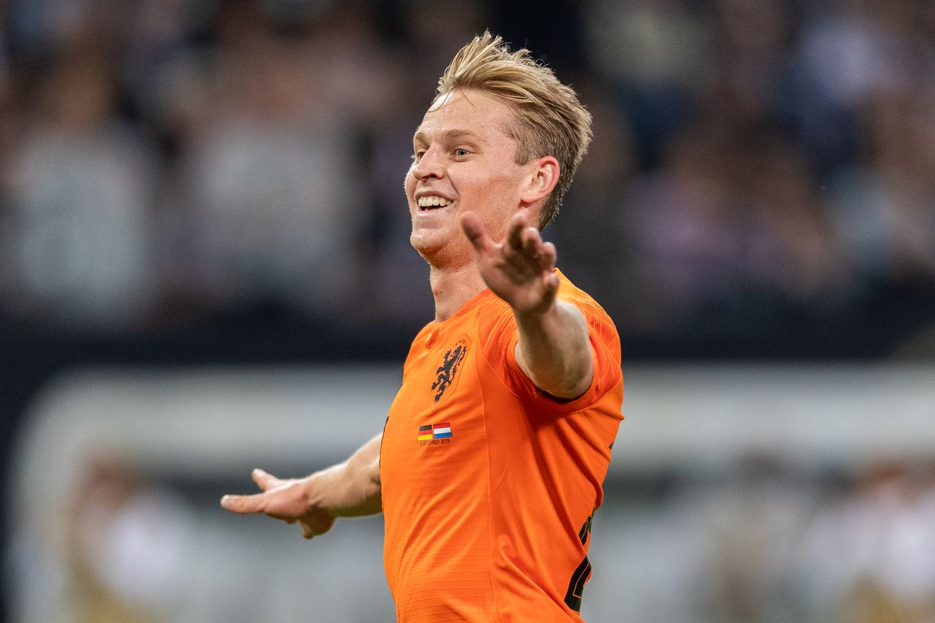 De Jong sends a timely reminder to Valverde