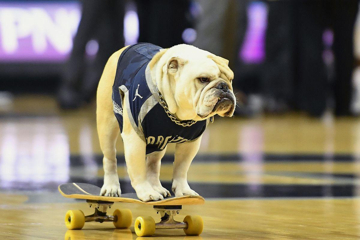 NCAA Basketball: Maine at Georgetown