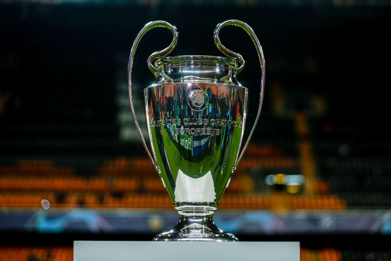 Barcelona paired with Chelsea or Bayern in UCL draw