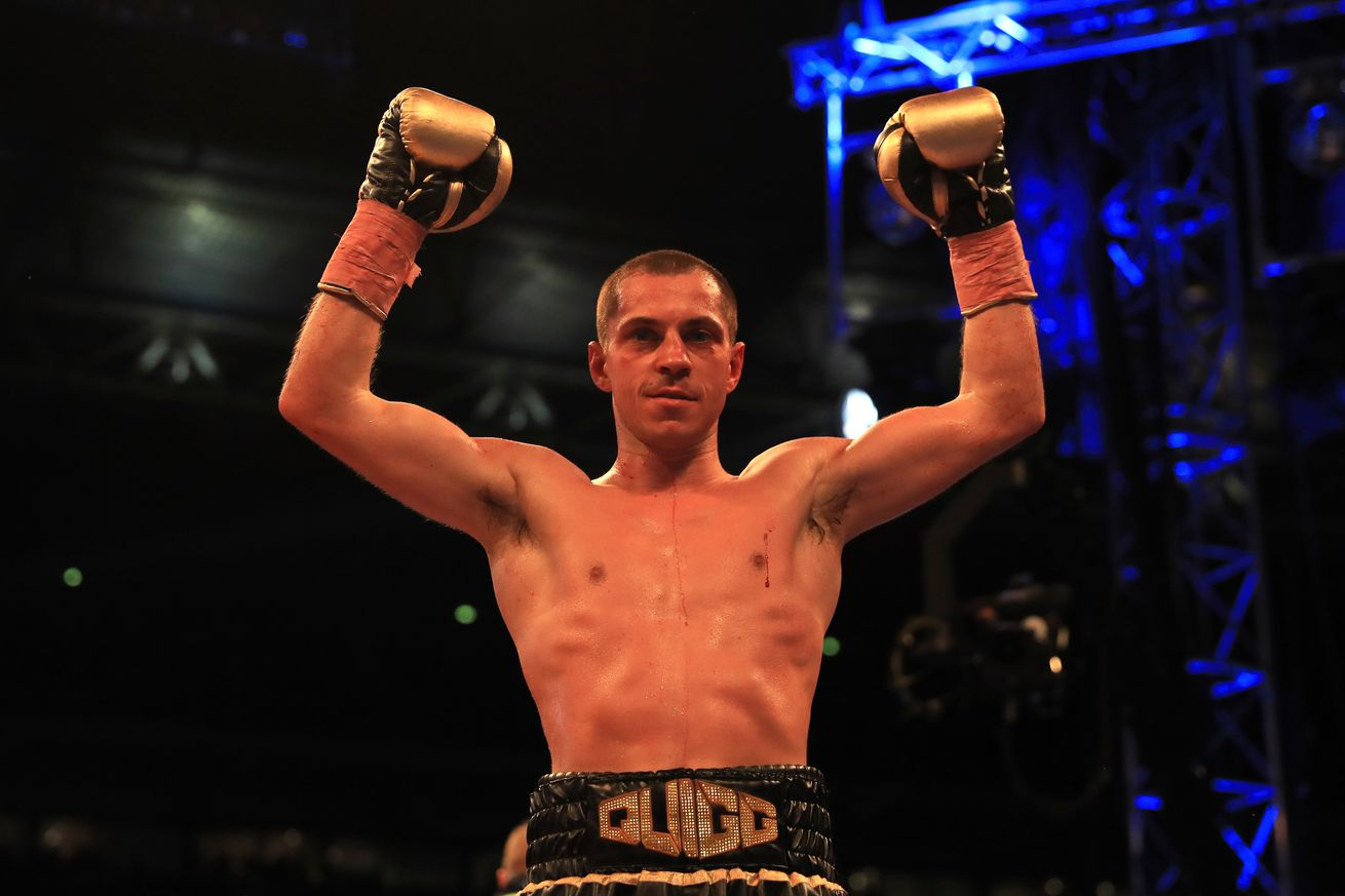 674891334.jpg.0 - Quigg suffers arm injury, out of April 26 fight