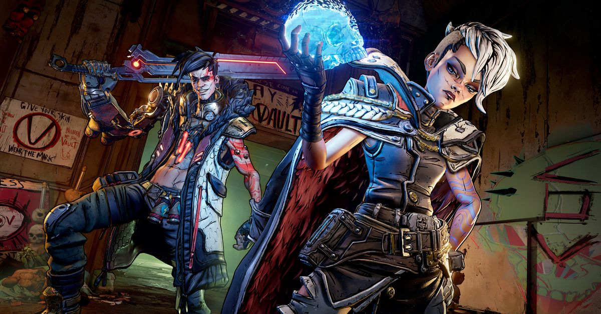 Borderlands 3's endgame adds Mayhem mode, return of True Vault Hunter