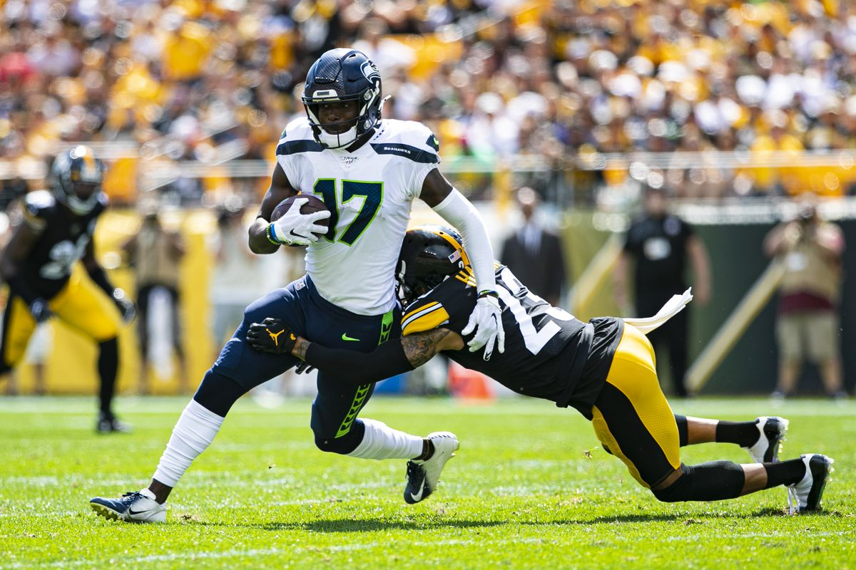 Notes on the Seattle Seahawks' snap counts from win over the Steelers