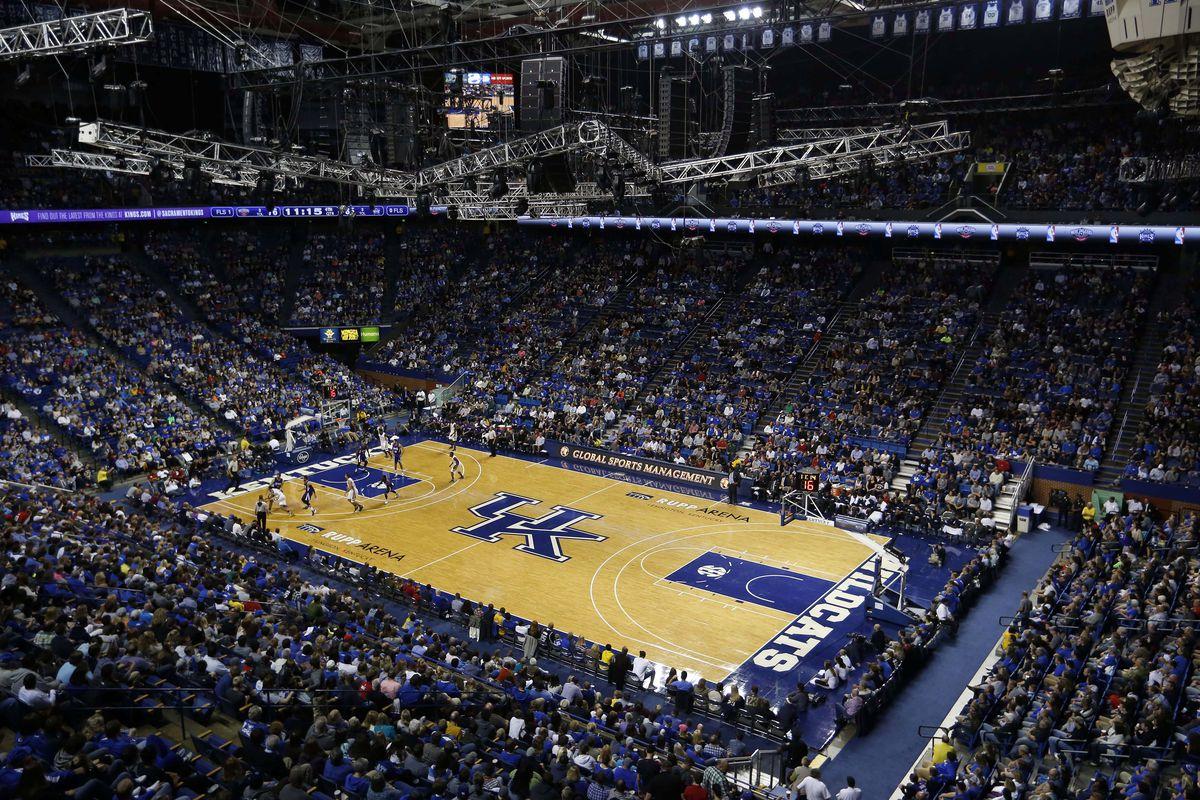 Uk Basketball: Kentucky Wildcats Basketball: Full 2017-18 Schedule