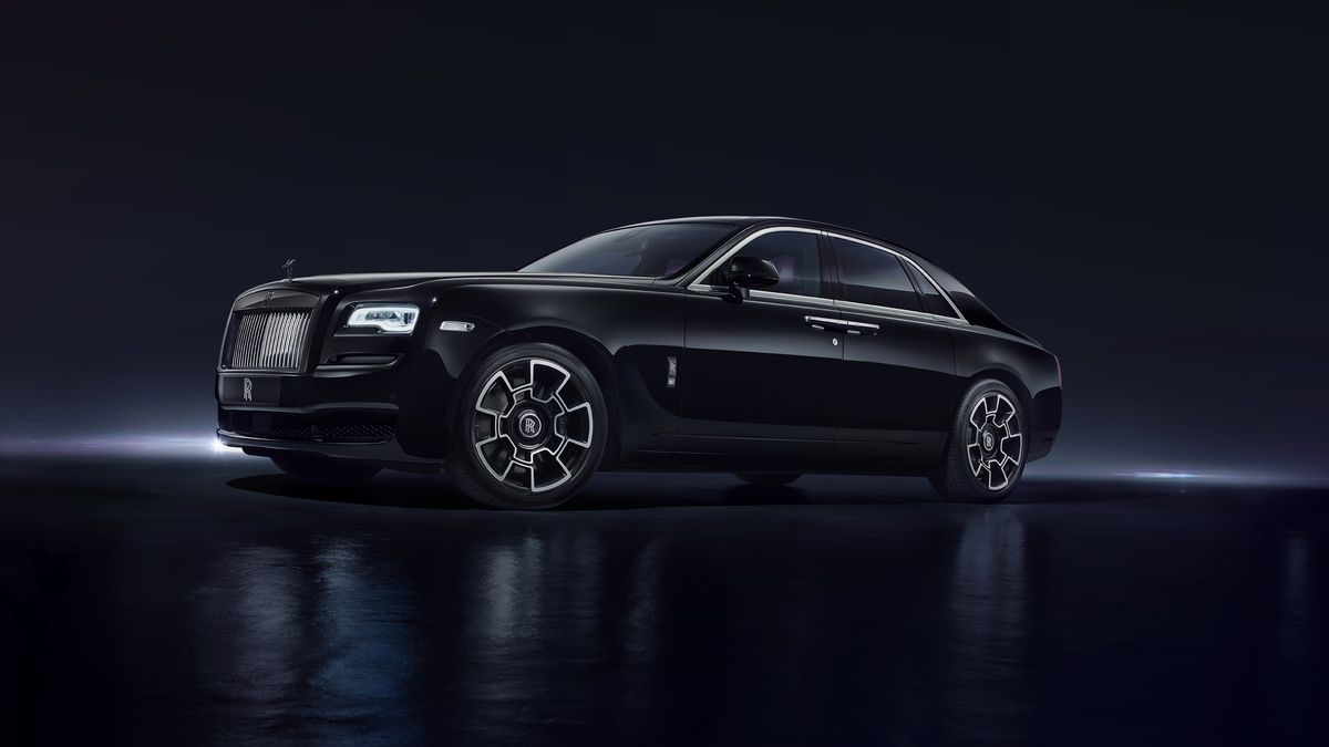The Rolls Royce Black Badge Turns Murdering Out Into An Elegant