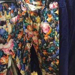 Flower pants, $80 (were $315)