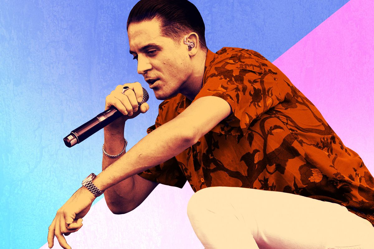 The Beautiful and the Dull: G-Eazy and Pop-Rap in 2017
