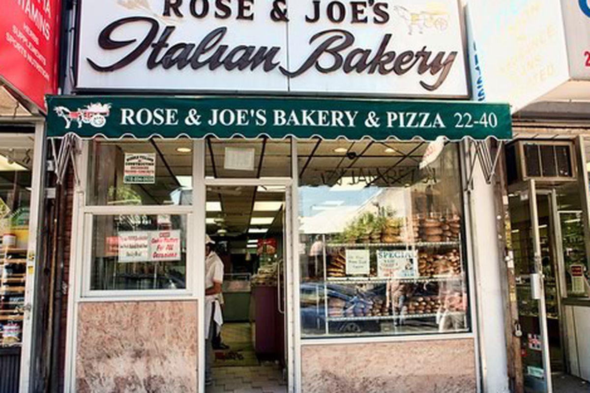 Rose & Joe's Italian Bakery, Astoria, NY
