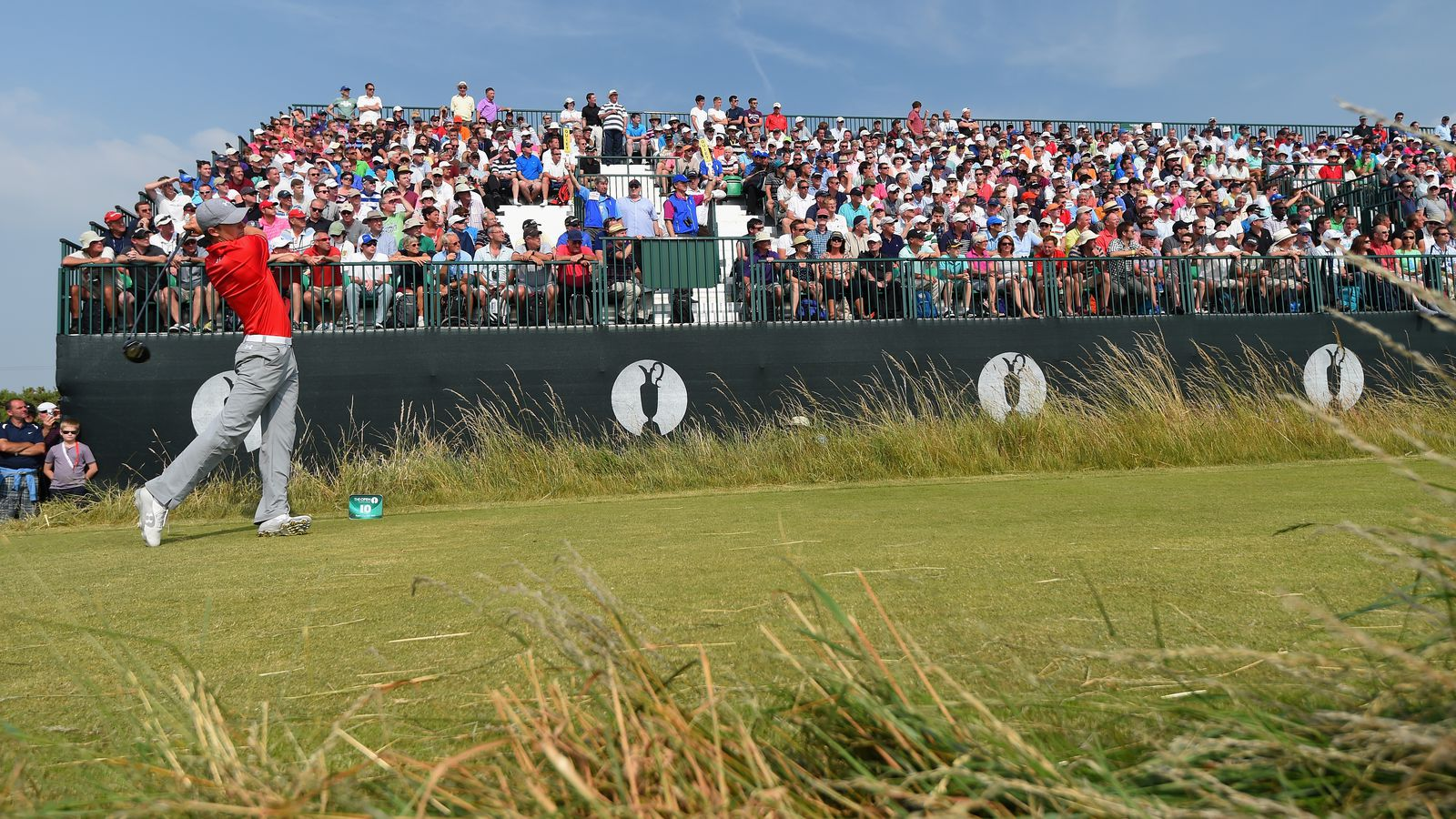 british open odds 2015  jordan spieth  tiger woods among