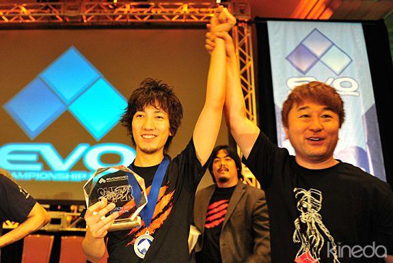 Daigo wins Super Street Fighter 4 at Evo 2014