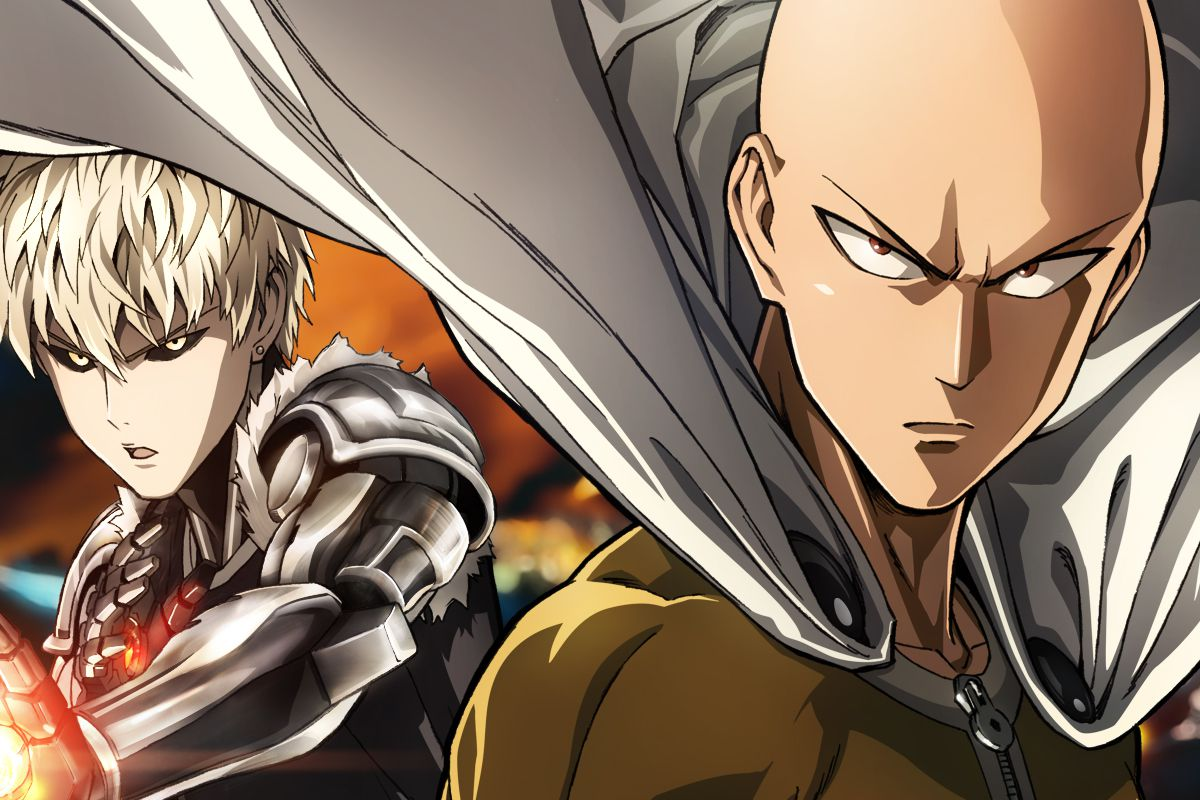 One of anime's most popular series, One-Punch Man, is now on