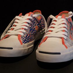 The Jack Purcell selection, not to be outdone by the Chuck Taylors.