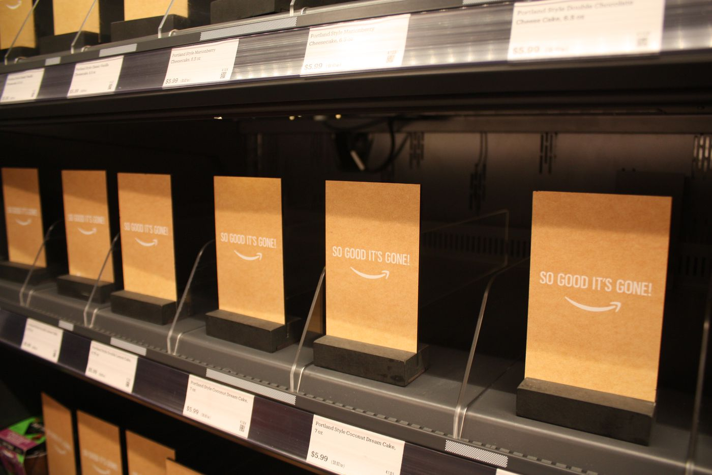 Inside Amazon Go The Convenience Store Of The Future Eater