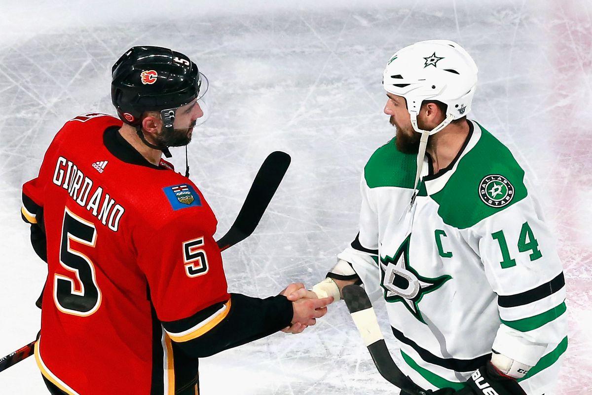 Dallas Stars v Calgary Flames - Game Six