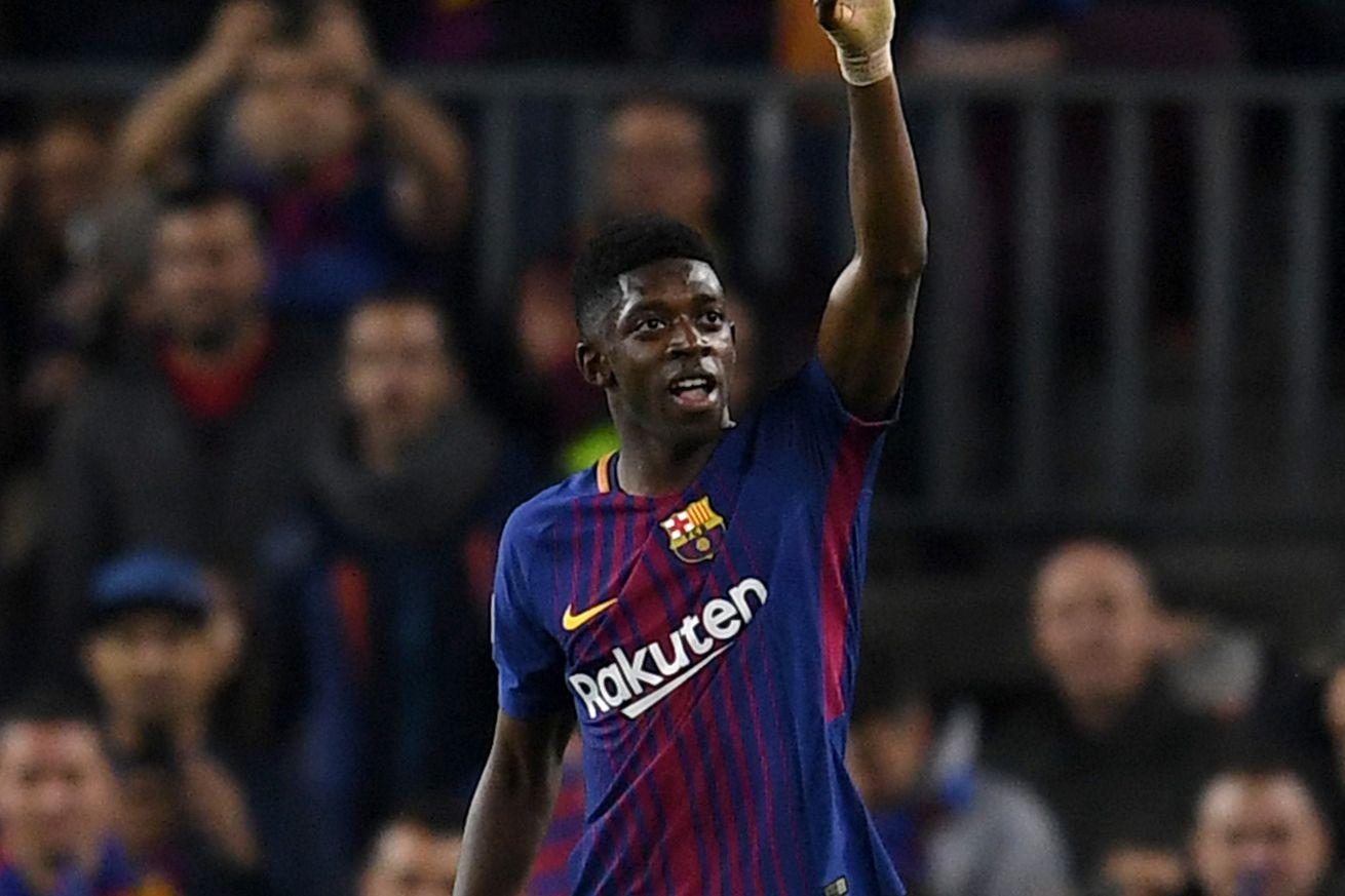 Dembele?s Barca career has lift off