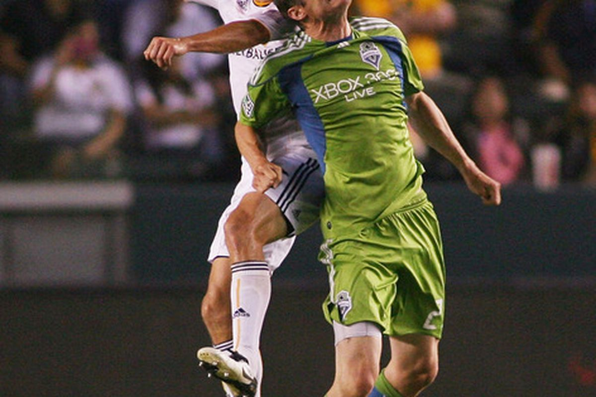 The return of Nate Jaqua is one reason to maintain hope in the Sounders' salvaging this season.