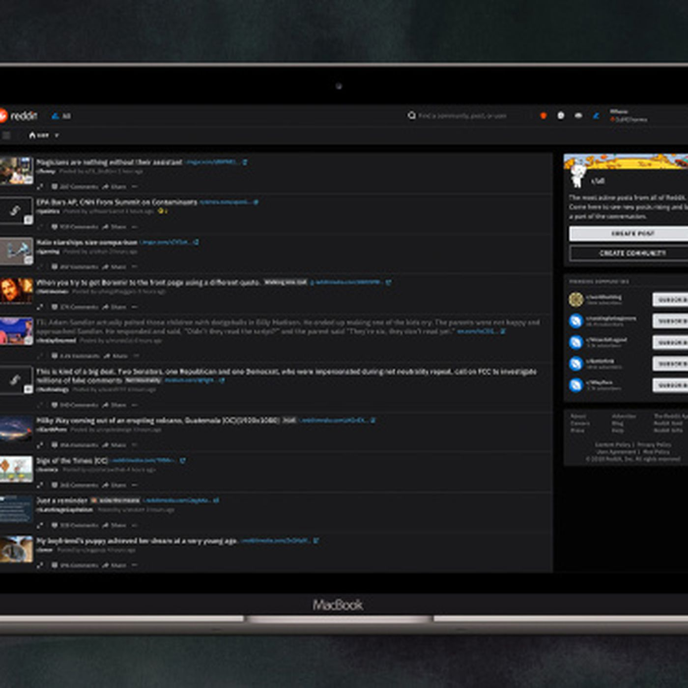 How to enable Reddit dark mode - The Verge