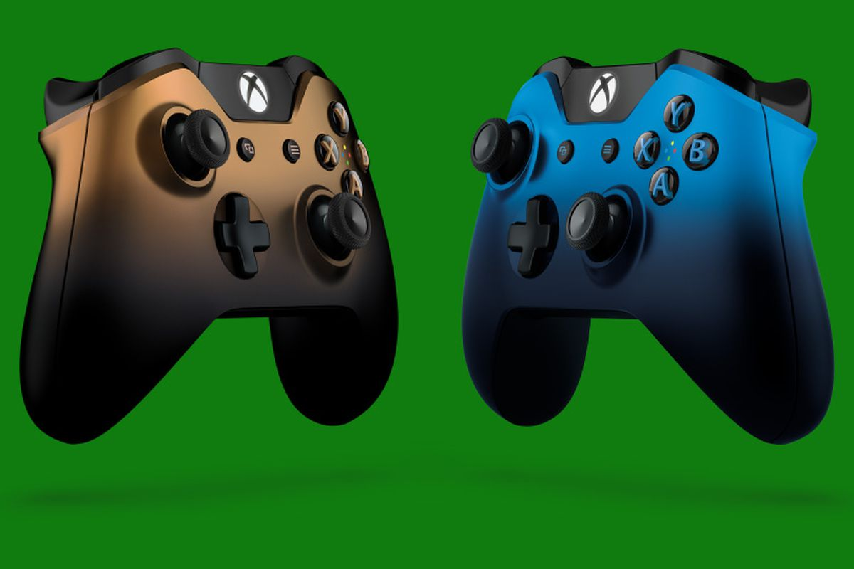 Xbox One gets new 'shadow' controllers this month - Polygon