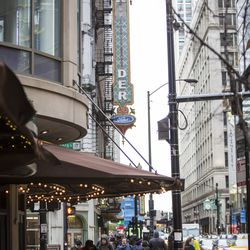 The Oriental Theatre name  is transitioned to Nederlander. | James Foster/For the Sun-Times