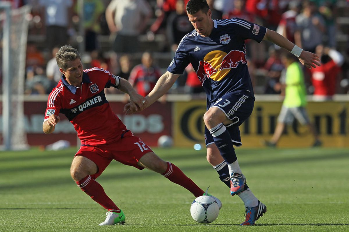 Logan Pause and Pavel Pardo must command the midfield and deny service to Kenny Cooper for the Fire to have a chance of leaving New York with three points.
