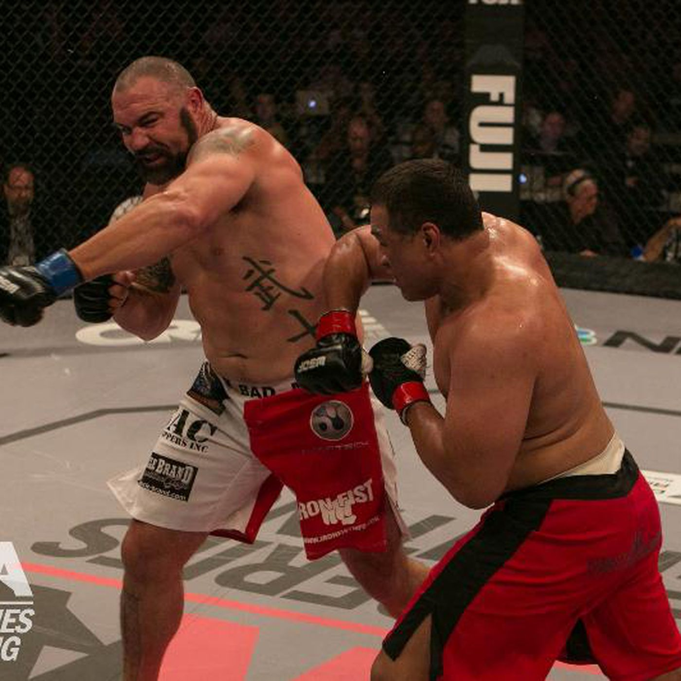 WSOF 4 results recap: Dave Huckaba vs Ray Sefo fight review and