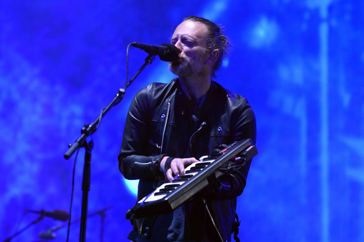 Radiohead releases previously unreleased OK Computer files