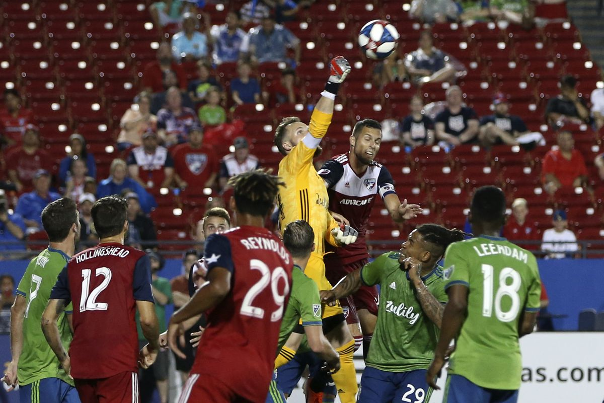 Three Questions: Sounders vs FC Dallas