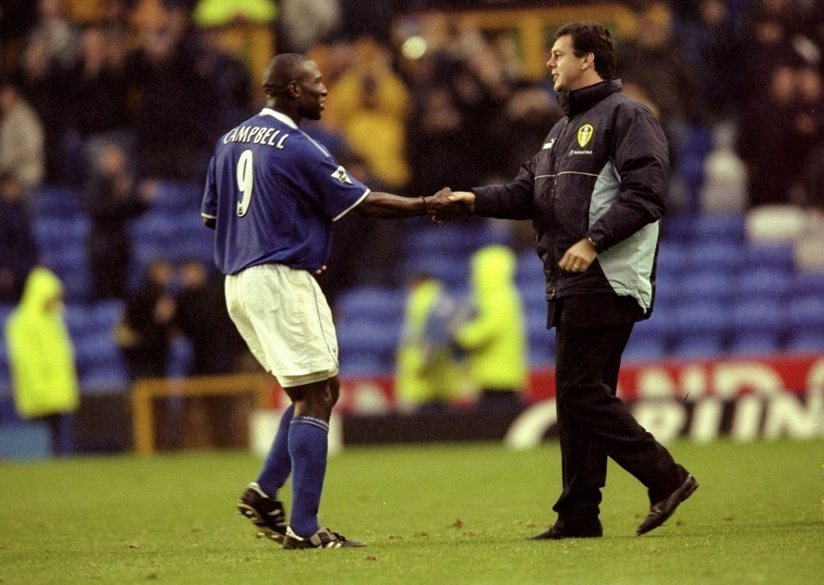Kevin Campbell and David O''Leary
