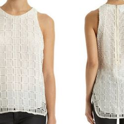"""<strong>Rag & Bone</strong> Adeline Top, <a href=""""http://www.barneys.com/on/demandware.store/Sites-BNY-Site/default/Product-Show?pid=502487515&cgid=BARNEYS&index=23"""">$139</a> (was $350) at Barneys New York"""