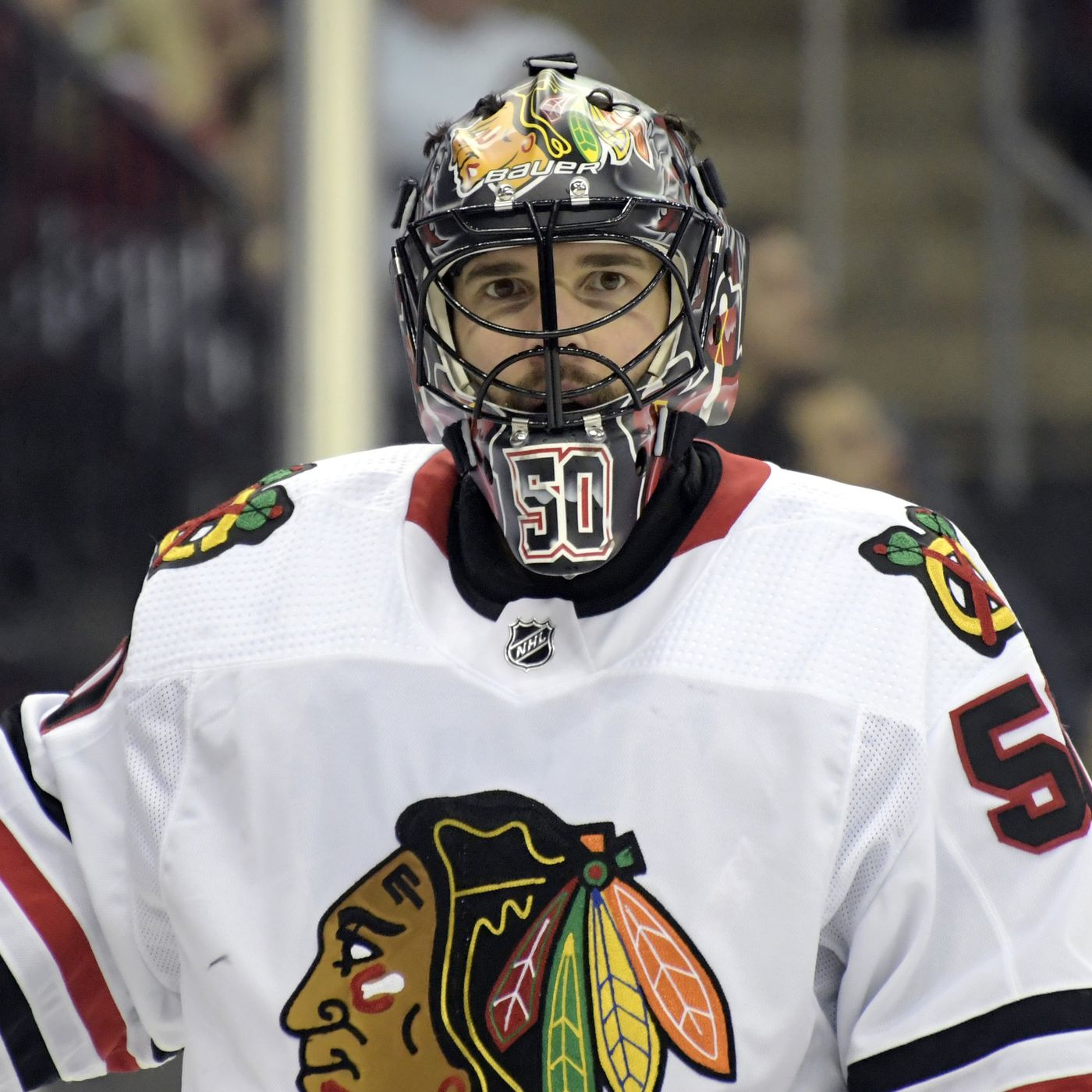 Blackhawks Corey Crawford Part Ways As Team Commits To Rebuilding Through Youth Chicago Sun Times