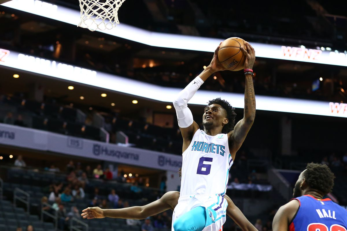 Charlotte Hornets sign Jalen McDaniels to a two-way contract, finalize 15 man roster