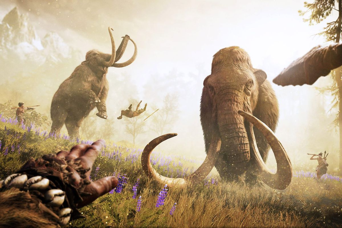 Far Cry Primal S Deadliest Weapons Are The Predators You Can Tame